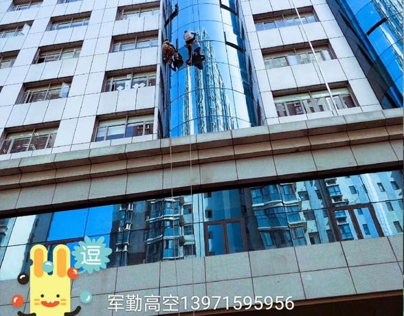 外墙保洁-汉阳建筑物外墙清洗